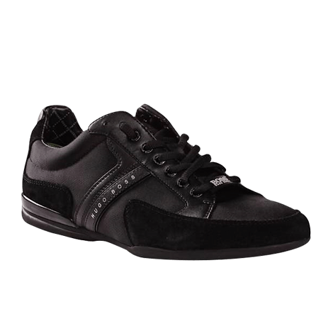 485c9b5bbf Hugo Boss - Spacit Black - pánska obuv - TOP DI MILANO