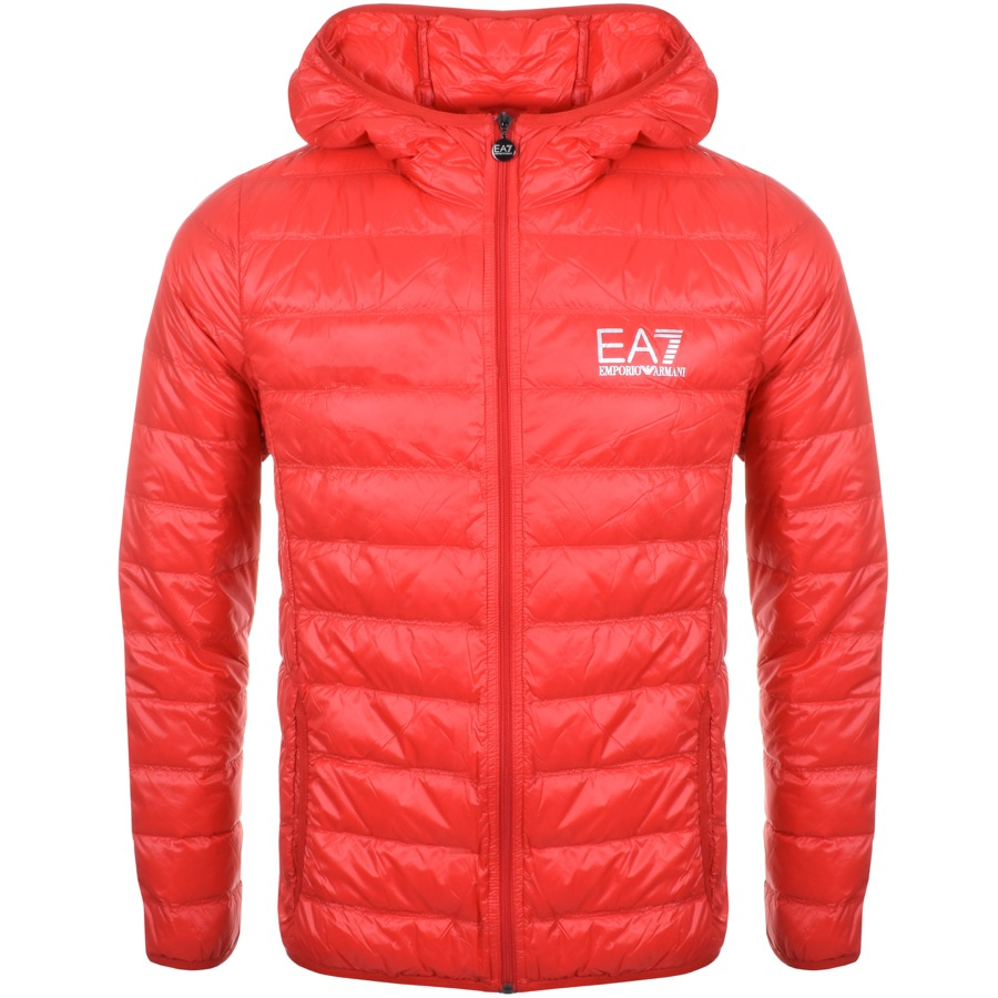 new product 59754 bae37 EMPORIO ARMANI EA7 - perová bunda - TOP DI MILANO